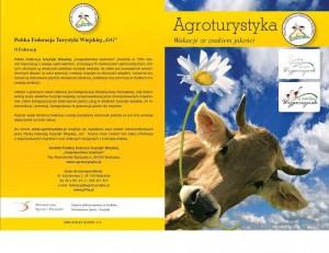 """Jak zostać """"Gospodarstwem Gościnnym"""". Poradnik dla gospodarstw agroturystyczych."""