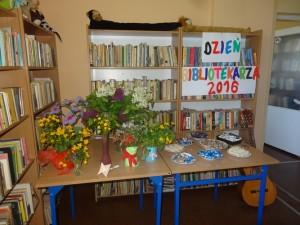 Dzień Bibliotekarza w Bibliotece Publicznej w Krajnie