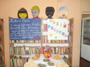Dzień Dziecka w Bibliotece Publicznej w Krajnie