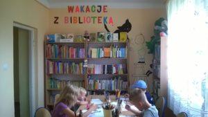 Dzień Czytelnika Biblioteki Publicznej w Krajnie