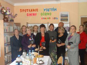 Spotkanie poetów gminy Górno