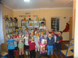 Urodziny Pluszowego Misia w kraińskiej bibliotece