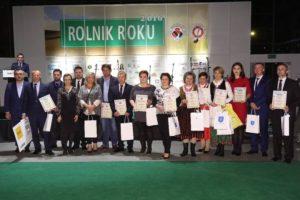 Plebiscyt Rolnik Roku 2016 Echa Dnia