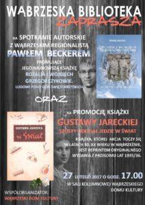 """Promocja książki pt. """"Rozalia i Wojciech Grzegorczykowie. Ludowi poeci Gór Świętokrzyskich"""""""